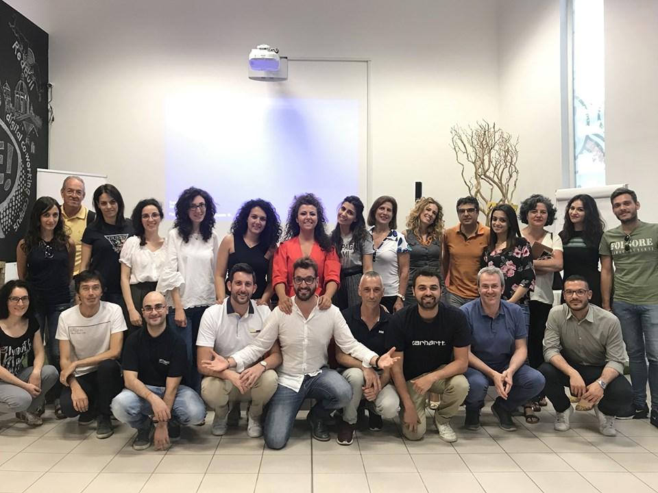 incontro Community BIM Calabria